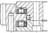3 Row Roller Bearing