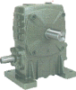 Casting Iron Worm reducers Inch Dimension -- Series AY - Image