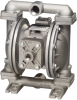 Diaphragm Pumps for Handling Flammable Liquids -- UL Listed (UL79) - Air Operated -- View Larger Image