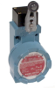 MICRO SWITCH LSX Series Explosion-Proof Limit Switches (Non Plug-in), Side Rotary, 1NC 1NO SPDT Snap Action, 0.5 in - 14NPT conduit, Lever Included -- LSXA3K5-1A -Image