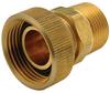 XL Brass Swivel Adapter - 3/4