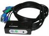 2-Way Mini PS/2 Desktop KVM Switch w/ 6' Cable -- 89-725