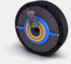 Magnetic Particle Clutch -- EAT 1200