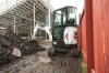 Compact Excavator -- E20 - Image