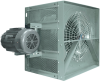 Plenums and Double Width Fans -Image