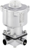 Type 2036 - Robolux multiway multiport diaphragm valve, pneumatically operated -- 2036