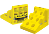 Monster™ Motion Safety MC 3000 Wheel Chock -- MC3000