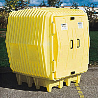 how to select hazardous material storage buildings
