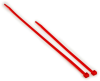 3M Red Standard Cable Tie CT8RD50-C - 7.6 in Length - 0.18 in Wide -- 051128-59559 -- View Larger Image
