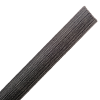 Protective Hoses, Solid Tubing, Sleeving -- DBN0.63BK-ND