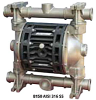 Air Operated Diaphragm Pump -- Model B150