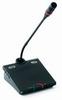 Listen Technology CM 6070 P DCS 6000 Chairman Unit w/Dual Channel Selectors & Fixed Mic 15.8 in. (40 cm)