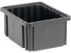 Bins & Systems - Conductive Bins - Dividable Grid Containers - DG91050CO