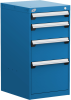Stationary Compact Cabinet with Partitions -- L3ABD-3447L3 -Image