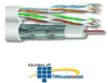 CommScope - Uniprise Cat 5e/ RG-6 QS Siamese Coaxial Cable -- 2210V