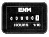 Electromechanical Hour Meters -- T41D45 - Image