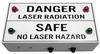 Entry-Guard™ Illuminated Dual Status Sign -- ETG-DLS-2