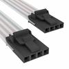 Flat Flex Cables (FFC, FPC) -- A9CCG-0404F-ND -Image