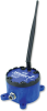 Wireless Mesh 802.15.4e; 2 Digital Inputs, 2 Digital Outputs; External Antenna, M12 Connector -- BB-WSD2MD2