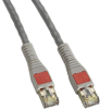 CAT6 High-Density Data Center Patch Cable, 20-ft. (6.0-m), Gray -- EVNSL6-70-BS-0020