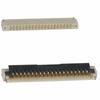 FFC, FPC (Flat Flexible) Connectors -- H125835TR-ND -Image