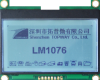 240x128 Graphic Display Module -- LM1076CCW