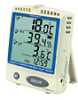 Cole-Parmer Digital Thermohygrometer with Dew Point and Memory Card -- GO-37803-86