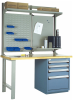 Basic Workbench With Cabinets -- R5WH5-2005