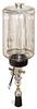 "(Formerly B1743-7X03), Electro Chain Lubricator, 1/2 gal Polycarbonate Reservoir, 1"" Round Brush Nylon, 120V/60Hz -- B1743-064B1NR31206W -- View Larger Image"