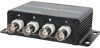 4-Channel Passive Video Balun / Transceiver -- VPB400TRJS
