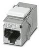 RJ45 socket insert -- 1653155