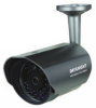 420 TV Lines Fixed Lens Plastic Water-Proof Bullet Camera
