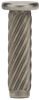 Headed Helical Knurled Pin - Metric -- Series FH300