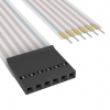 Flat Flex Cables (FFC, FPC) -- A9BAG-0602F-ND -Image