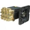 """Triplex Plunger Pump, 1-1/8"""" Hollow Shaft, for Electric Motors -- TX1810E179 -Image"""