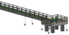 MULTIFLO® Fiberglass Barges