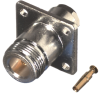 RF Coaxial Cable Mount Connector -- RFN-1021-6 -Image