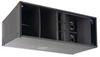 Compact, Vertically Arrayable Three-Way Enclosure -- W8LCI