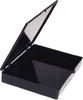 Hinged Conductive Plastic Box -- 664-731 - Image