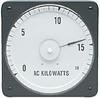 Yokogawa AC Watt & VAR Switchboard Meters -- 121742B