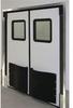 Double Acting Impact Traffic Doors -- Durulite Retailer XHD Traffic Door