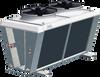 Air Cooled Gas Coolers -- Alfa-V Single Row VXM