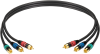25-ft. (7.6-m) Component Video Cable -- EJ517-0025 -- View Larger Image