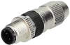 M12 field wireable Weidmüller SAIS-4-IDC M12 small - 1781550001