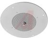 Speaker;100Hz to 10kHz;24VDC;1W;2000 Ohms;White Semi-Gloss Enamel;92dB;90deg;5lb -- 70146569