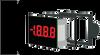 Digital Backlit LCD Panel Voltmeter -- SP-200