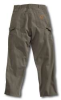 CARHARTT Loose-Fit Canvas Carpenter Jean  Charcoal 38x30 -- Model# B159 -CHR-38x30 - Image