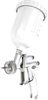 M22 G Basik HPA Manual Airspray Spray Gun Gravity - Image