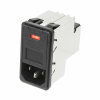 Power Entry Connectors - Inlets, Outlets, Modules -- 7-6609951-7-ND -Image