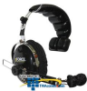 Klein Electronics Inc. GFORCE High Noise Headset - Single.. -- GFORCE-BLACK